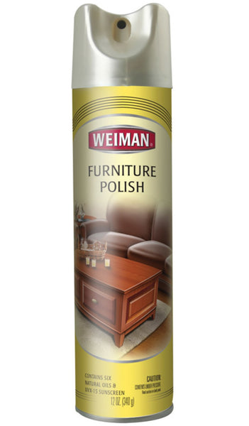 Weiman 06 Furniture Polish, 12 Oz