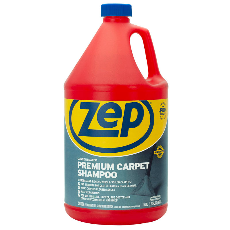Zep  ZUPXC128 Commercial Pleasant Carpet Shampoo, 128 oz.