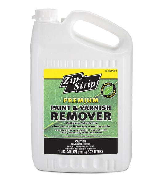 Zip-Strip 33-434ZIPEXP Paint & Varnish Remover, 1 Gallon