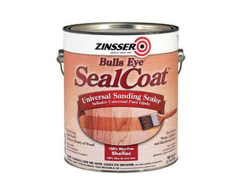 Zinsser 821 Bulls Eye Wood Sealer, 1 Gallon