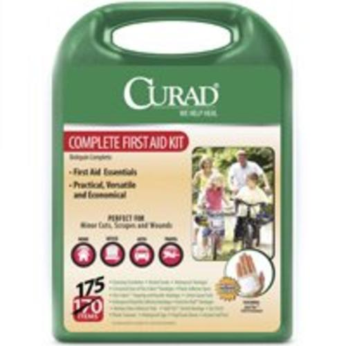 Curad CURFAK300 Complete Curad Kit, 175 Pieces/Kit