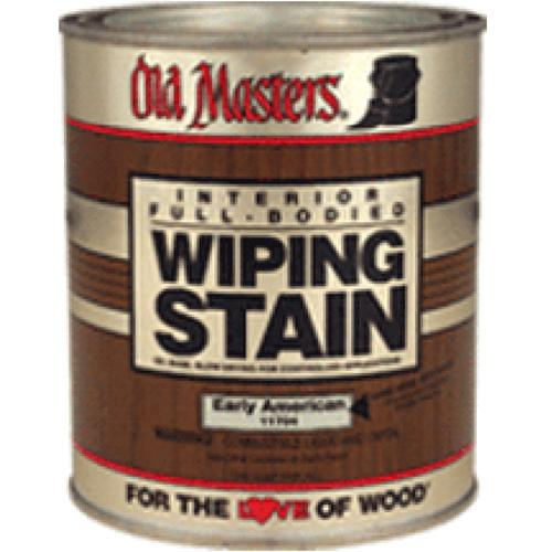 Old Masters 11716 Hpt 250 Voc Wiping Stain Early American