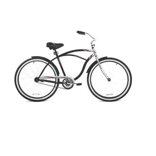 Mintcraft 32602 Mens Beach Cruiser, 26""