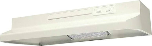 "Air King AV1363 Convertible Range Hood, 36"", White"