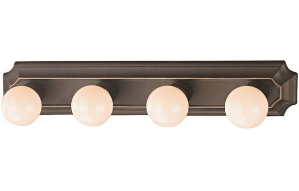 Boston Harbor 045234-VB Bathroom Lightbar, Venetian Bronze