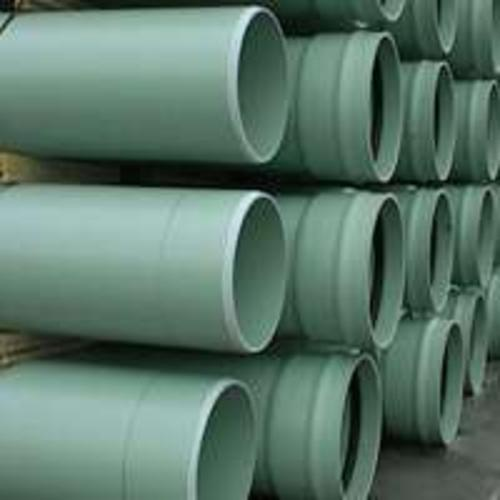 "Genova 40060G Pvc Sewer & Drain Pipe 6""x13', Green"