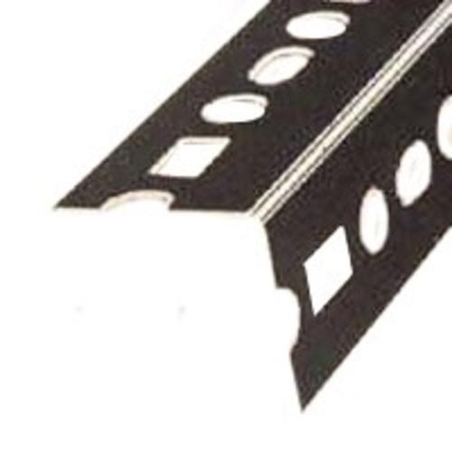 "Stanley 341115 Slotted Angles, 1-1/2"" x 96"", Plated Steel"