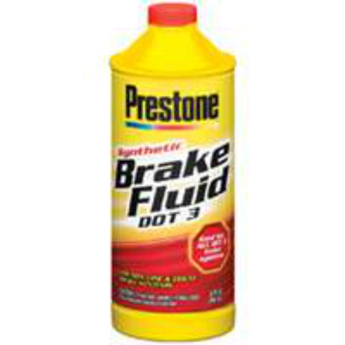 Prestone AS-401 Heavy Duty Brake Fluid, 32 Oz
