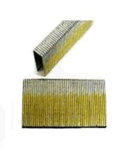 National Nail 0718131 Pro-Fit Narrow Crown Staples, 1""