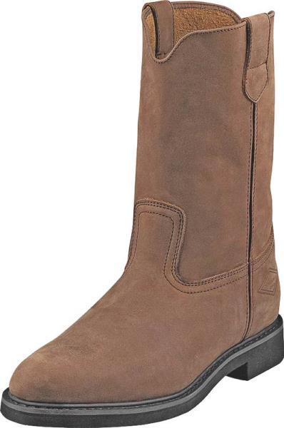Diamondback HY8244-9 Wellington Work Boot, 9