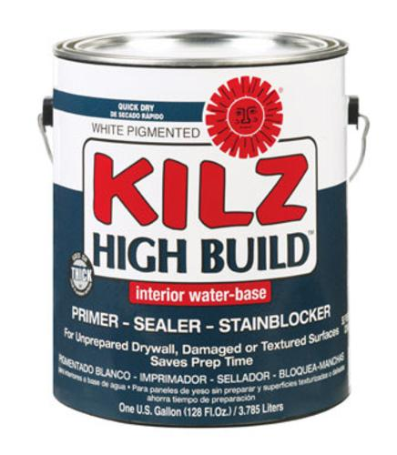 Kilz L200111 High Build Primer Sealer Water Base, 1 Gallon