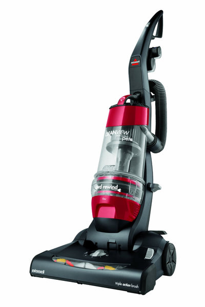 Bissell 1319 CleanView Complete Pet Bagless Upright Vacuum Cleaner