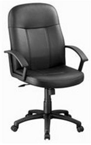 Homebasix CYE43 Premium Office Chair, Black