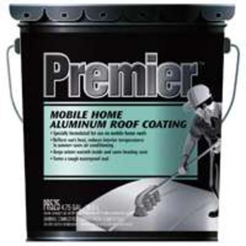 Henry PR525071 Aluminum Roof Coating, 5 Gallon