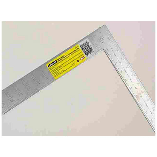 Stanley 45 910 Steel Rafter Roofing Square 24 X 2