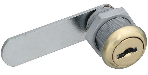 National Hardware N239-178 Door/Drawer Keyed Alike Utility Lock, Brass