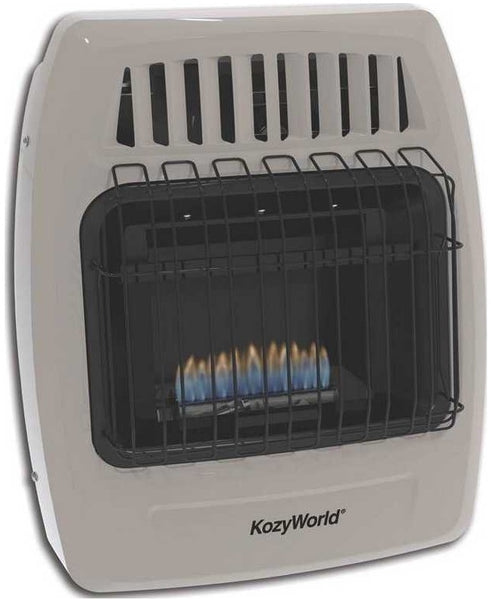 Kozy World KWP150 Propane (LP) Ambient Space Heater, 10,000 BTUs