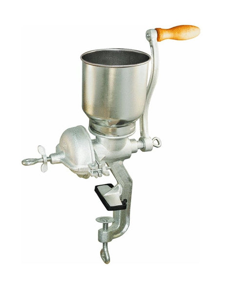 Weston 363601W Hand-Operated Cereal & Multi Grain Mill, Cast Iron