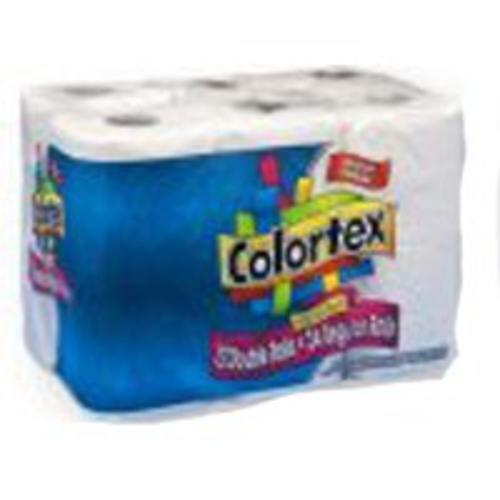Orchids 016731 Colortex Bath Tissue, White