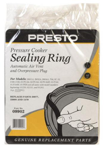 Presto 09902 Pressure Cooker Sealing Ring