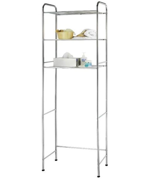 Homebasix TS16C0-CH Space Saver, 3-Tier, Chrome
