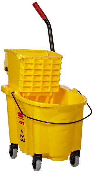 Rubbermaid Mop Bucket & Wringer Combo, 26 Qt
