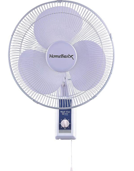 PowerZone HF-40W Oscillating Wall Fan, 16""