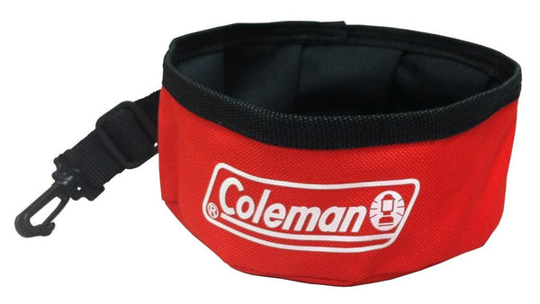 Coleman C-5039 Pet Travel Bowl, Assorted Colors