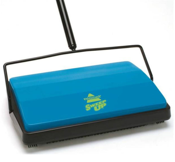 Bissell 21012 Sweep Up Cordless Sweeper, Blue