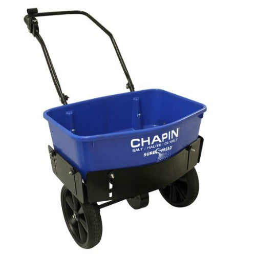 Chapin 8003A Salt-Ice Melt-Halite Push Spreader