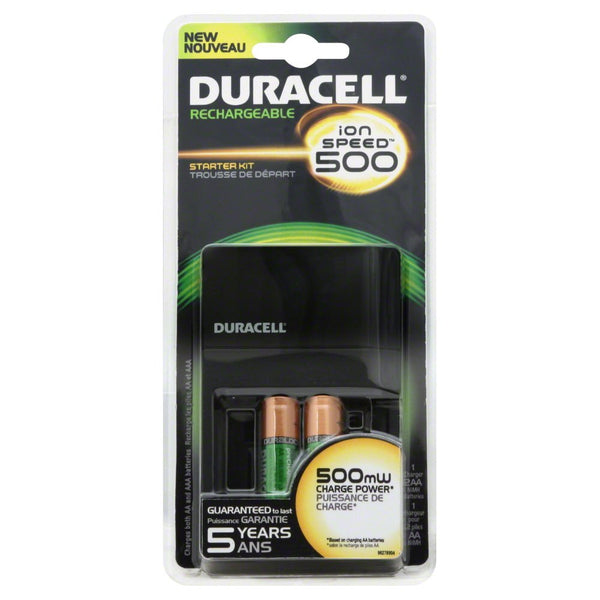 Duracell 66338 Battery Charger, AA