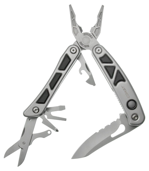 Coast C5899CP 2 LED Pro Pocket Pliers Multi Tool