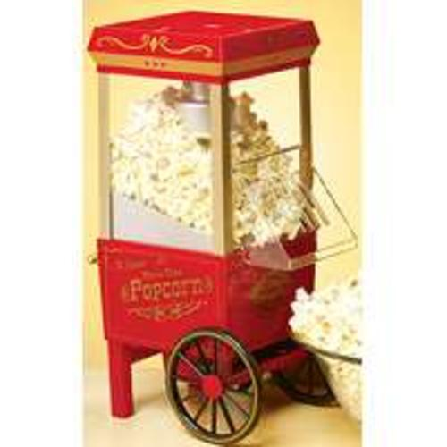Nostalgia OFP-501 Vintage Series Old Fashioned Popcorn Machine, 120 V