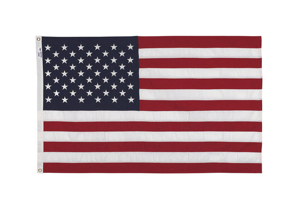 Valley Forge USDT3 USA Polyester Flag, 3' x 5'