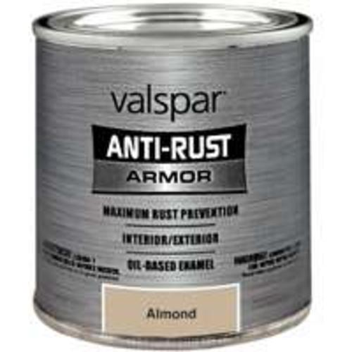 Valspar 044.0021835.005 Almond  Oil-Based Enamel, Quart