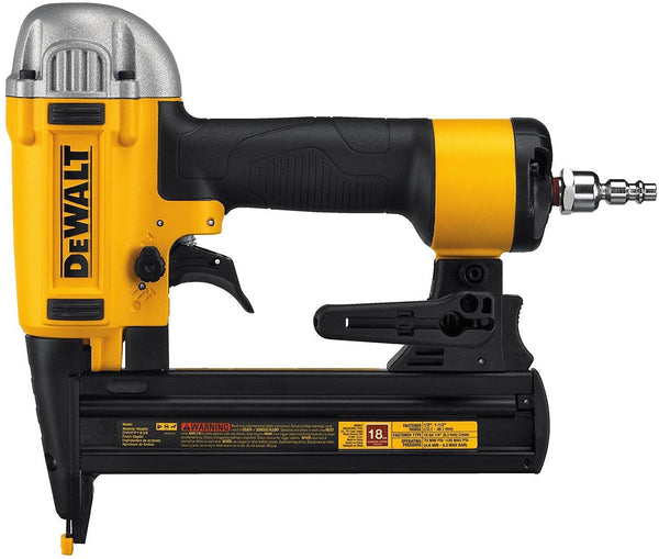 DeWalt DWFP1838 Pneumatic Finish Stapler, 18 Gauge