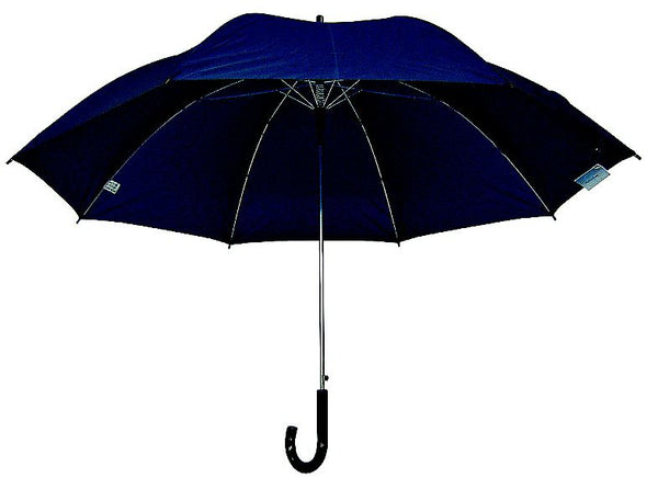 "Homebasix TF-04 Deluxe Rain Umbrella, 27"", Navy"
