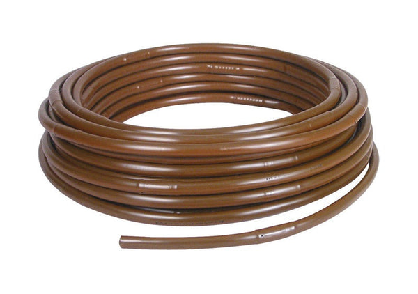 Rain Bird ET63918-100 Drip Watering Emitter Tubing, 1/2-in. x 100-ft