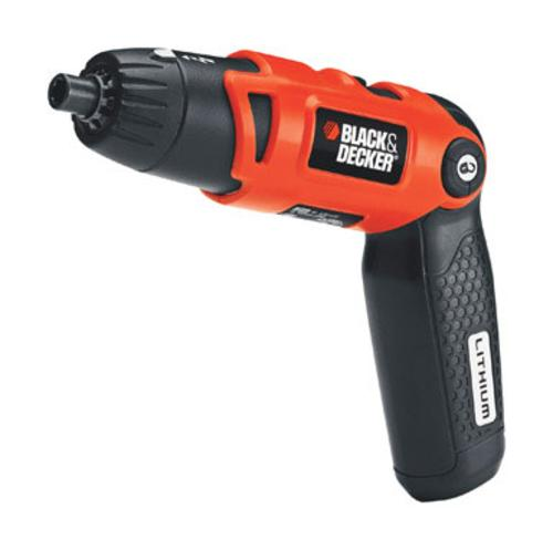 Black & Decker LI2000 3 Position Rechargeable Screwdriver - 3.6 Volt