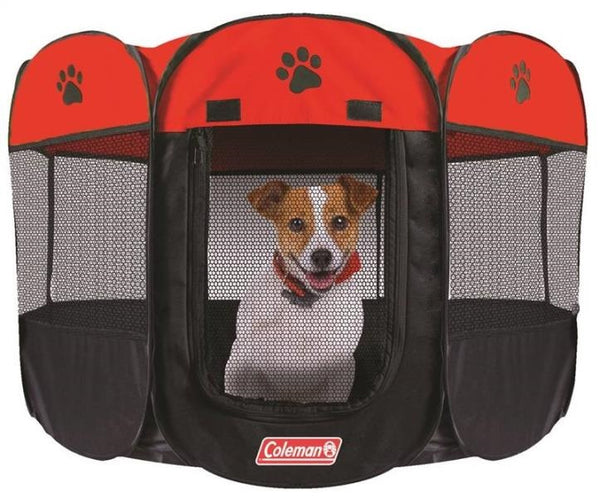 Coleman CPP001MD Foldable Pop Up Dog Playpen