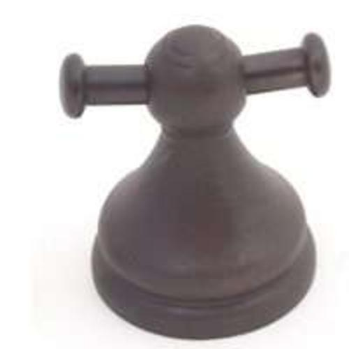 Mintcraft L5053-50-10-3L Oil Rubbed Bronze Venetian Double Robe Hook