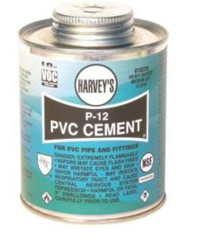 Harvey 018200-24 Pvc Heavy Body Cement 4 Oz
