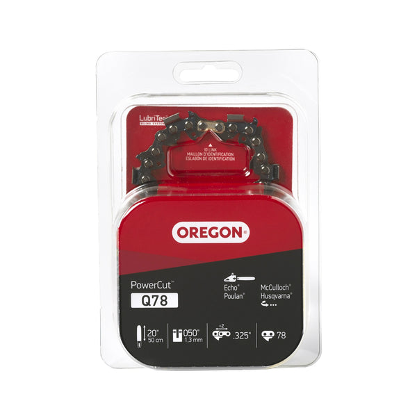 Oregon Q78 PowerCut Saw Chain, 20 Inch