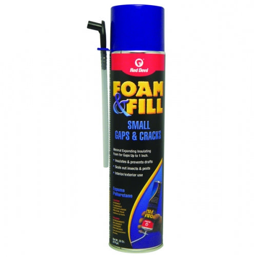Red Devil 0920 Insulating Foam Sealant 20 Oz