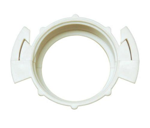 "Plumb Pak PP9255SPLT Split Slip Join Nut, 1-1/2"", White"