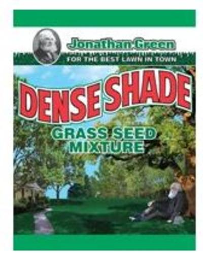 Jonathan Green 10610 Black Beauty Dense Shade Premium Grass Seed Mixture, 25 Lb