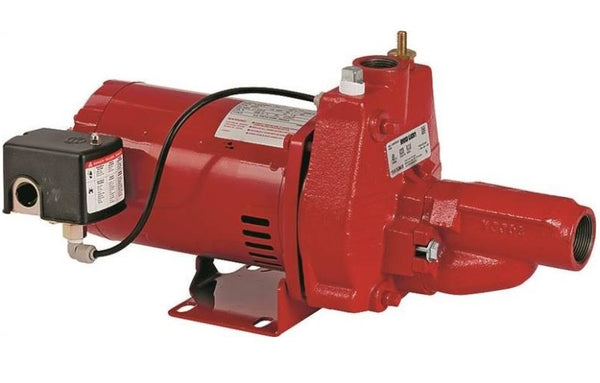 Red Lion 602137/RJC-75 Convertible Jet Pump, 18.2 Gpm