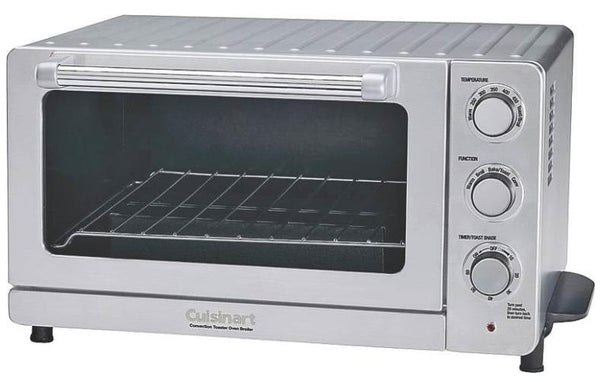 Cuisinart TOB-60N1 Convection Toaster Oven Broiler, 1500 Watts