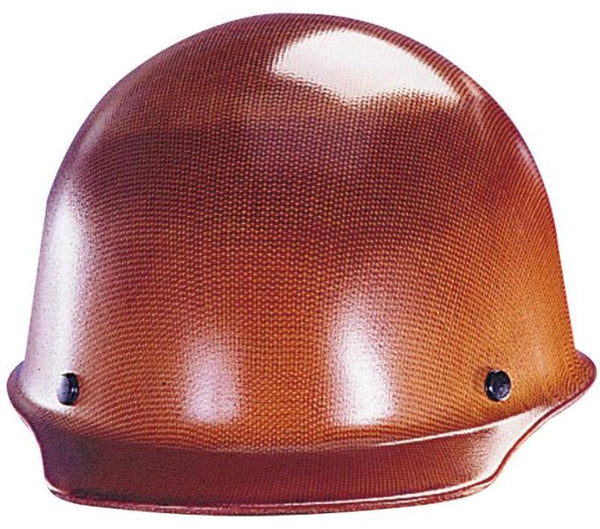 MSA Safety Works 475395 Skullgard Cap Hard Hat, Natural