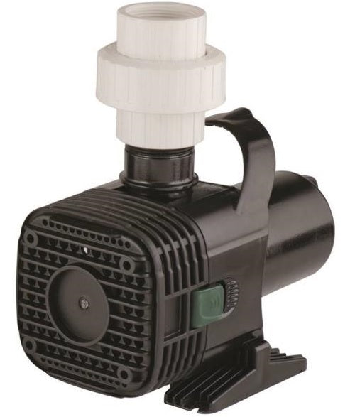 Little Giant 566724 Wet Rotor Pump, 1200 GPH, 157 Watt, 115 Volt
